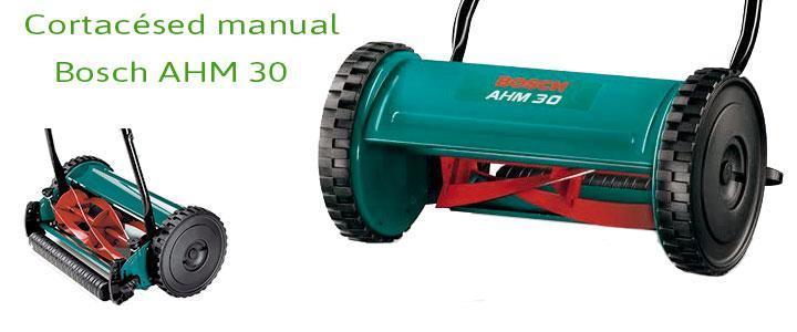 Cortacésped manual Bosch AHM 30