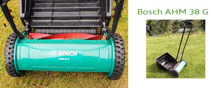 Cortacésped Bosch AHM 38 G