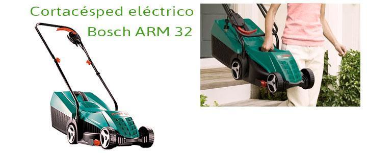 Cortacésped eléctrico Bosch ARM 32