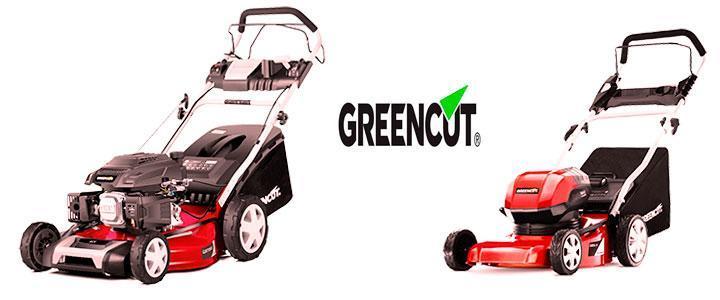 Cortacésped Greencut