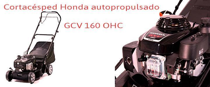 Cortacésped Honda autopropulsado