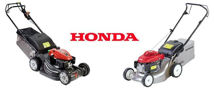 Cortacésped Honda a gasolina