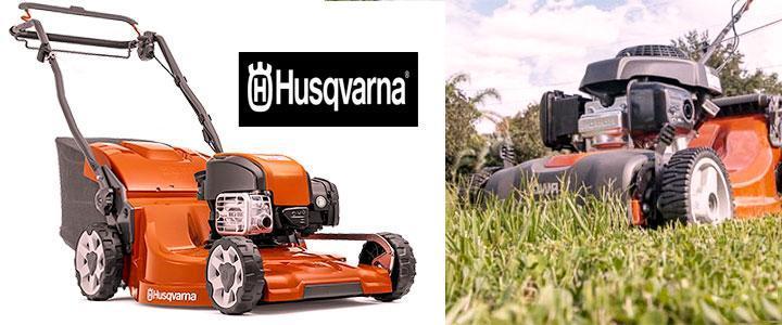Cortacésped Husqvarna