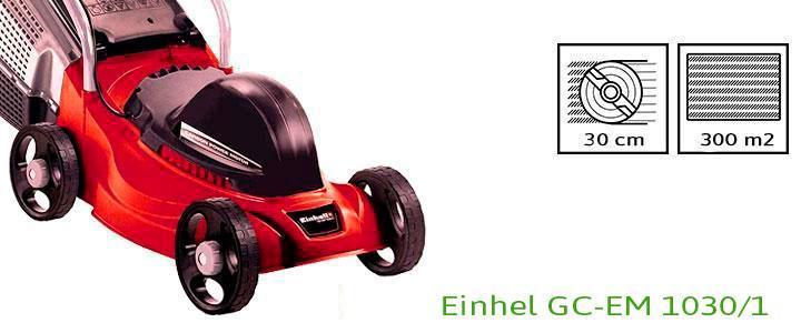 Cortacésped Einhell GC-EM 1030/1