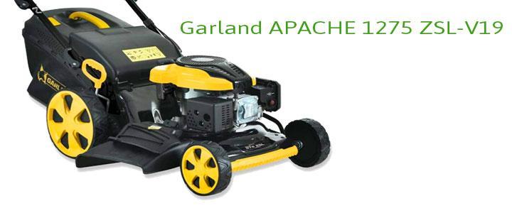 Cortacésped Garland Apache 1275 ZSL-V19