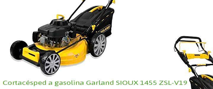 Cortacésped a gasolina Garland SIOUX 1455 ZSL-V19