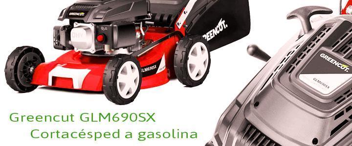 Greencut GLM690SX, cortacésped a gasolina