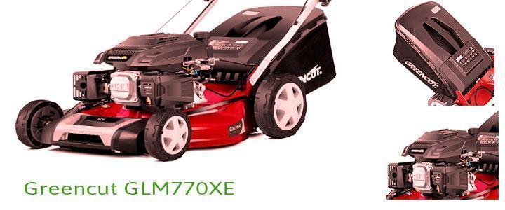 Cortacésped Greencut GLM770XE