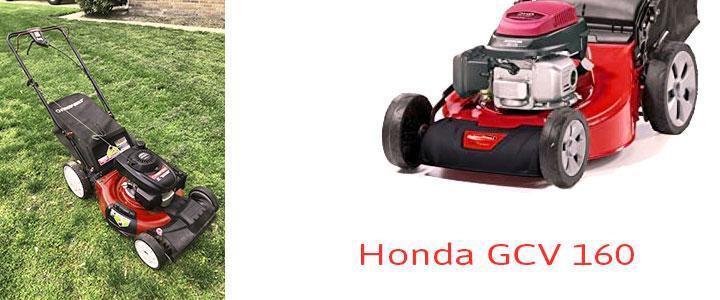 Cortacésped Honda GCV 160