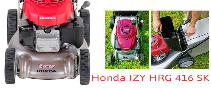 Honda IZY HRG 416 SK
