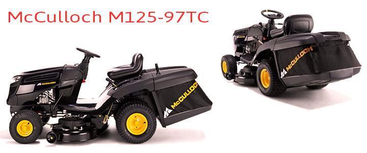 McCulloch M125-97TC, precio y opiniones