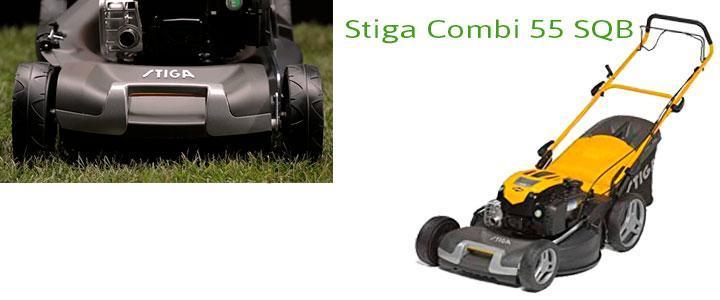 Cortacésped Stiga Combi 55 SQB