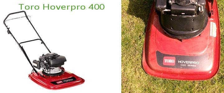 Toro hoverpro 400