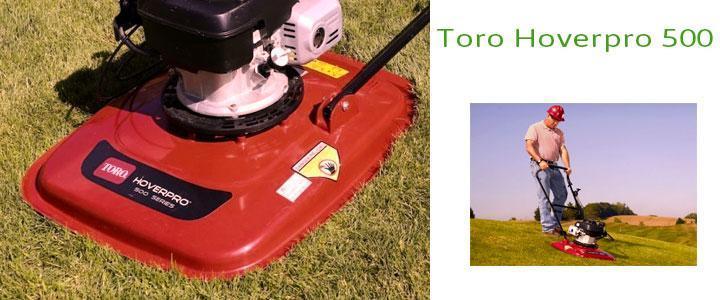 Toro Hoverpro 500, precio cortacésped profesional