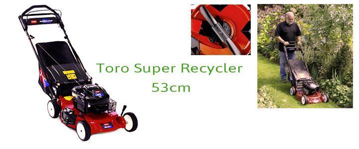 Toro Super Recycler 53 cm