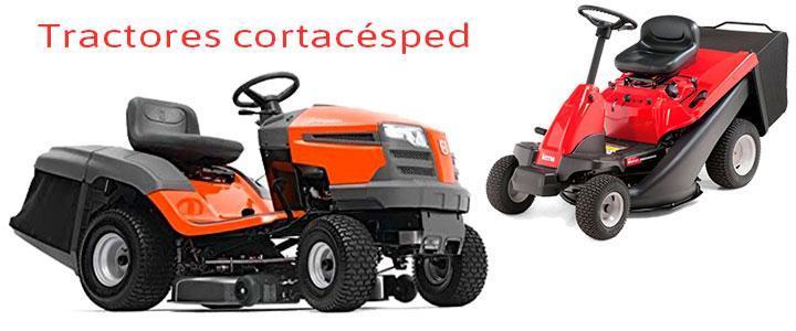 Cortacésped tractor a gasolina, precios y modelos